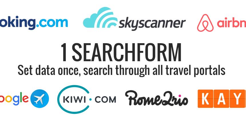 1 Searchform